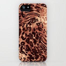 ANIMAL SKIN #2 iPhone Case