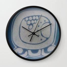 Nahual: KAWOQ Wall Clock