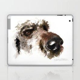 Dogface Golden Doodle Laptop & iPad Skin