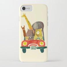 Visit the zoo iPhone 8 Slim Case