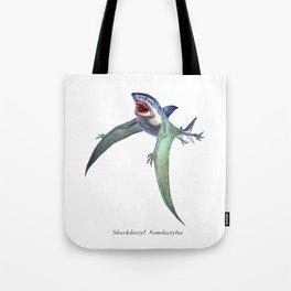 Sharkdactyl Nomdactylus Tote Bag