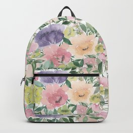 Spring Tapestry Backpack