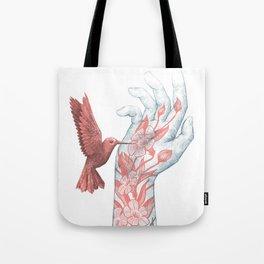 Tattoo III Tote Bag