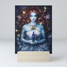 Strange the Dreamer Mini Art Print