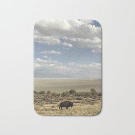 The Buffalo Bison Bath Mat