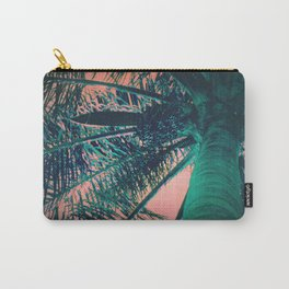 Sunset Under the Palm Carry-All Pouch