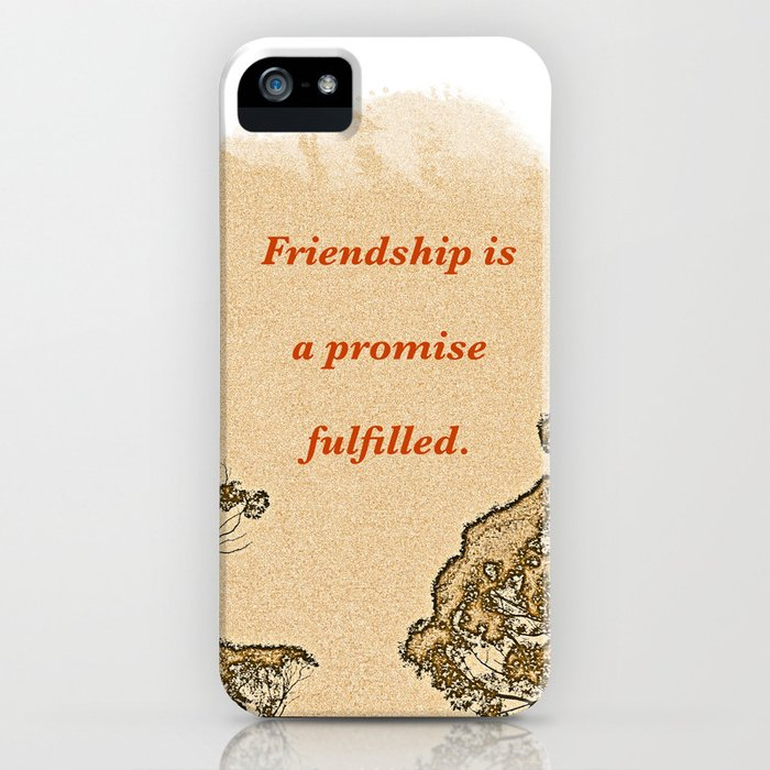 """""""Trees Of Catalina #2""""/Simple Friendship iPhone Case"""