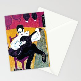 Spanish Afternoon        by Kay Lipton Stationery Cards