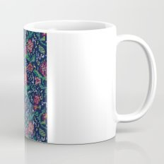 Pixel Flowers Mug
