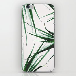 plant vibes iPhone Skin