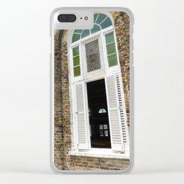 The Hidden Church Hideaway Clear iPhone Case
