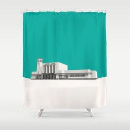 Surbiton Station Shower Curtain