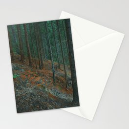 into the woods 02 Stationery Cards