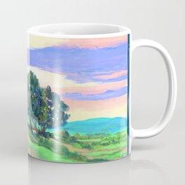 Sunset Still a Ways to Go Coffee Mug