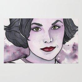 Twin Peaks Audrey Horne Rug