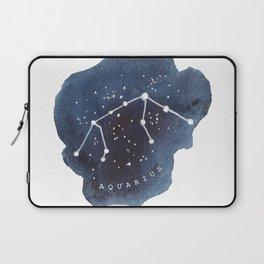 aquarius constellation zodiac Laptop Sleeve