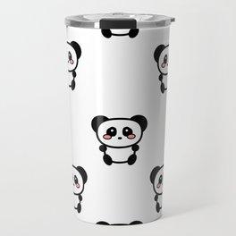 Panda Panda Travel Mug