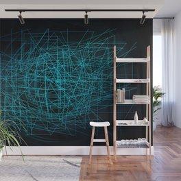 Network Wall Mural