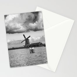 Holland classic landscape. Stationery Cards