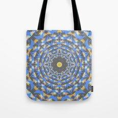 Confetti Cosmos Tote Bag