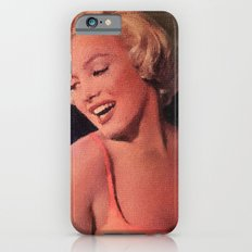 Marilyn M. Slim Case iPhone 6s
