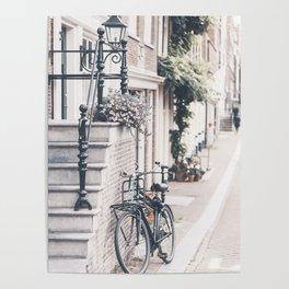 Amsterdam City Print II Poster