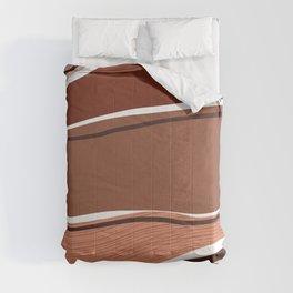Abstract Terrain Comforters