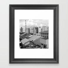 Phuket I Framed Art Print