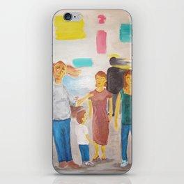 Contro-arte iPhone Skin