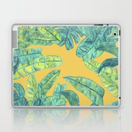orange tropical daze Laptop & iPad Skin
