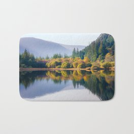Glendalough Upper lake - Ireland (RR 172) Bath Mat