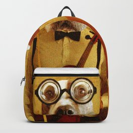 Music Hounds Backpack