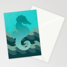 Seahorse Dream Stationery Cards