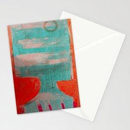 Peixe Rabo de Pente Stationery Cards