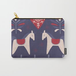 Swedish Christmas Carry-All Pouch