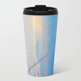 Large Endeavour's Final Voyage To Space, galaxy, world, flight, Print Poster Art Travel Mug