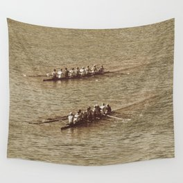 Do not row gentle Wall Tapestry
