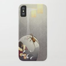 The Fear iPhone X Slim Case