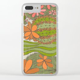 I Perhaps Owe Having Become a Painter...(Grow Free Series) Clear iPhone Case