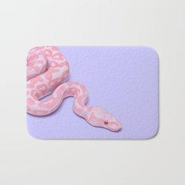 PINK SNAKE Bath Mat