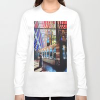 faith Long Sleeve T-shirts featuring Faith by John Turck
