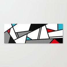 Abstract01 Canvas Print