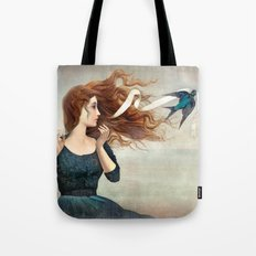 The Little Thief Tote Bag