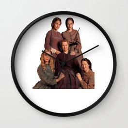 The Little Women Wall Clock