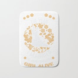 I married the most amazing girl shirt married 2018 Bath Mat