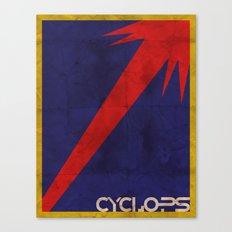 Minimalist Cyclops Canvas Print