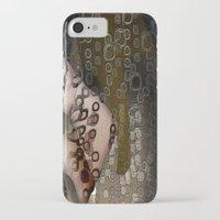 henna iPhone & iPod Cases featuring Henna by John Hansen