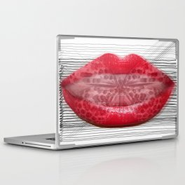 Butterfly Kisses Laptop & iPad Skin