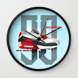 Air Max 90 Wall Clock