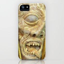 Cyclopto iPhone Case